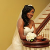 Kashonna Rice : Bridal Portrait